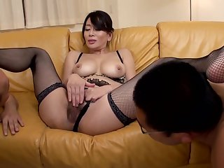Horny sex scene MILF try to watch for , imprisoned it