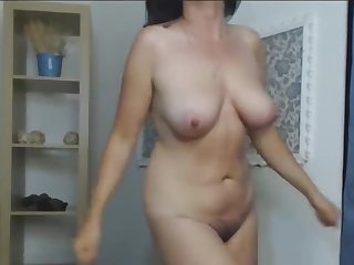 Older Woman got Crazy and Ravishing Horny on Live Cams