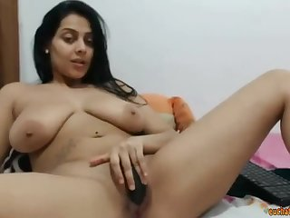 Unassisted busty from overprotect MILF webcam