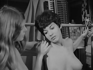 Tension (1968) On touching Adriana Giuffre