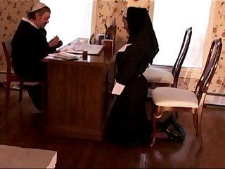 naughty nun - Christina carter