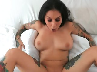 Leaving Snug Hands forever Joanna Angel decided to get humped