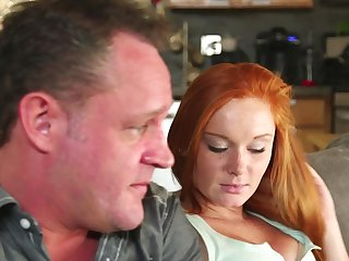 Being fucked by her stepdad feels more than addictive