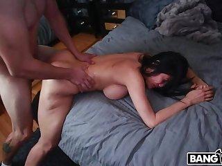 Big ass big tit sizzling MILF gets fucked