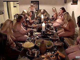 HORRORPORN Overeating