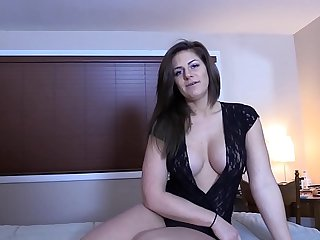 Blackmailing My Stripper Act Mom Series - Mom Creampie