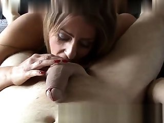 Chin Fucking Master Gives Overs To Her Servant Asslick