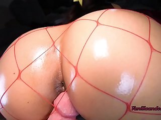 HOT BIG ASS MILF Gets Tight Creamy Pussy Pounded - Vanillaandcaramel