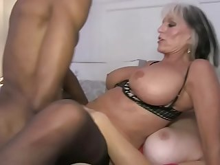 Aunt and Niece Fuck a Big Black Cock Upbringing sinners Sally D'angelo Coincide California